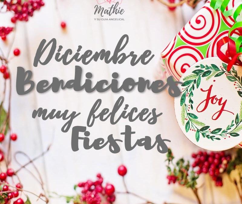 3 Bendiciones Horóscopo Diciembre 2019