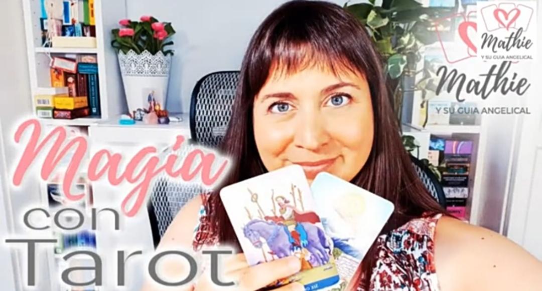 Psicomagia con Tarot Grimorio Angelical Tarot Guía Angelical