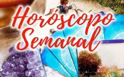 Horóscopo Semanal del 11 al 17 de Octubre Tarot Guía Angelical