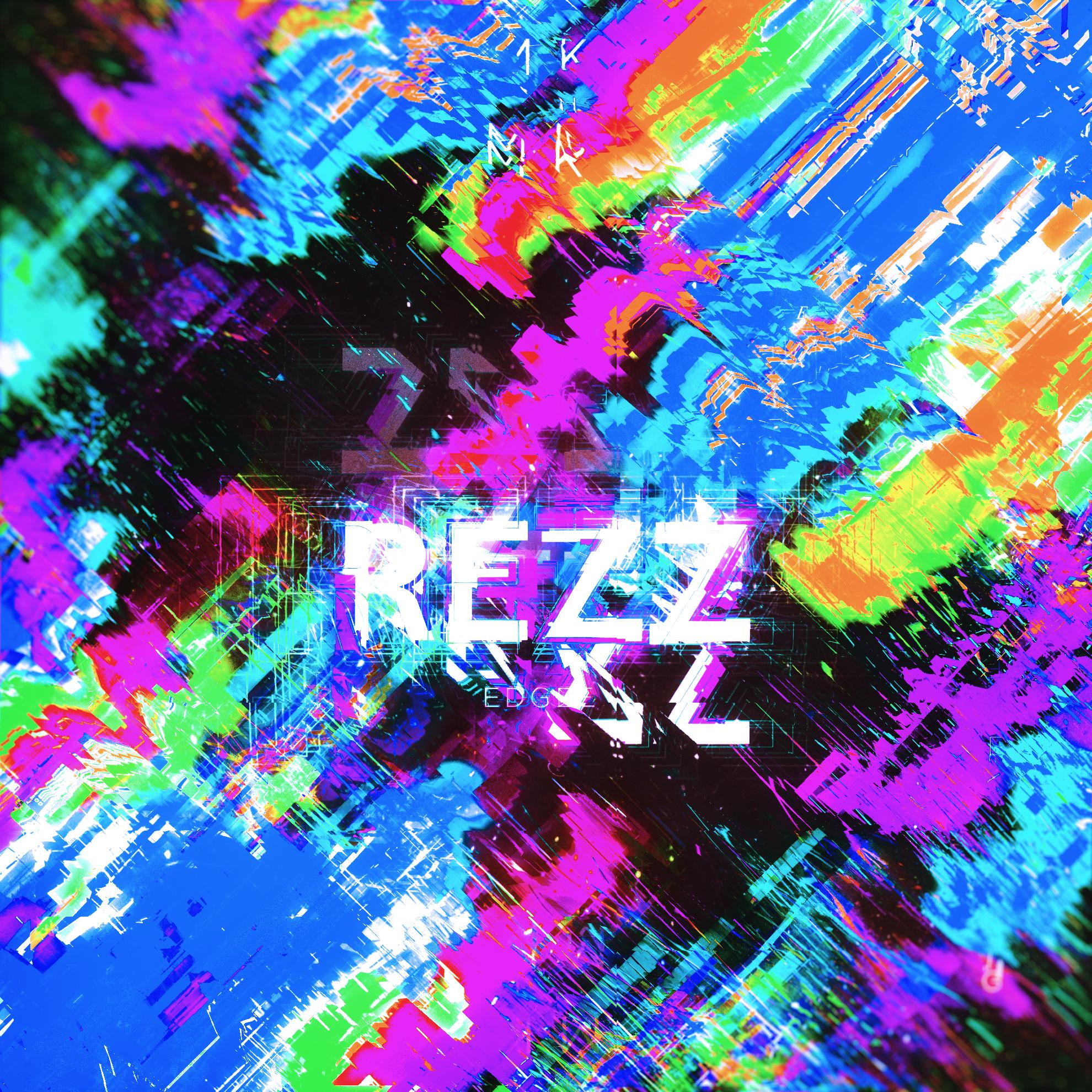 Pochette d'album de Rezz
