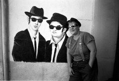 blues brothers and sister rue panier
