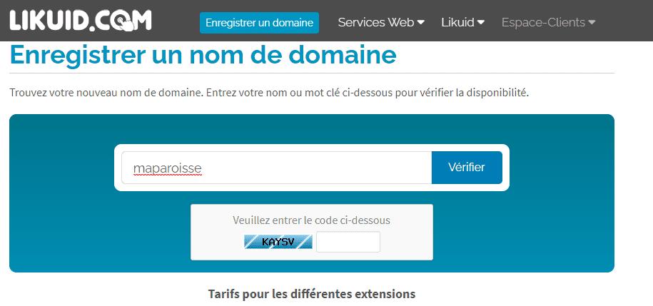 comment choisir un bon nom de domaine