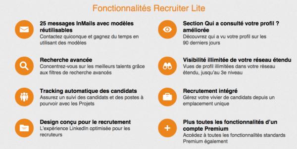 Compte-premium-recruiter-lite