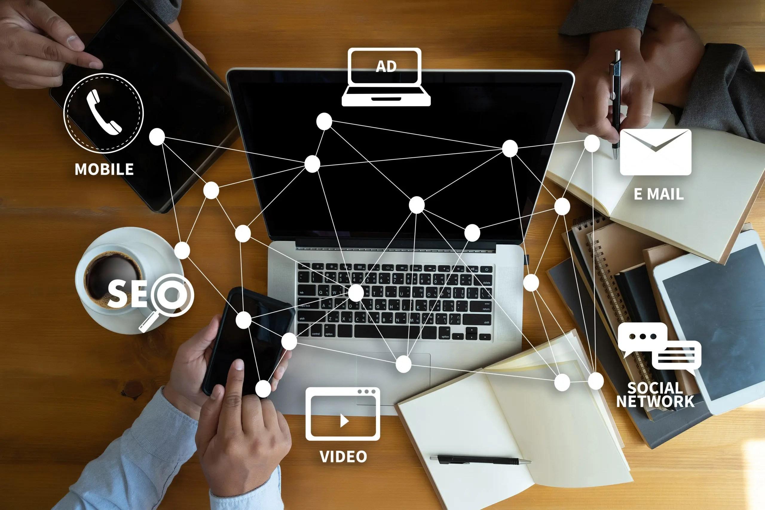 Les outils numériques en 2021 ?
