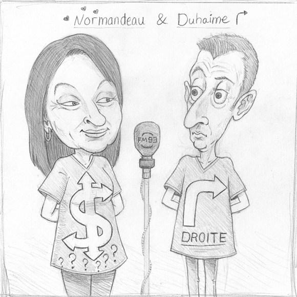 Normandeau&Duhaime