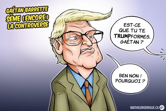 Trumpformation