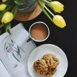Walk + Eat: Peanut Butter & Oat Cookies