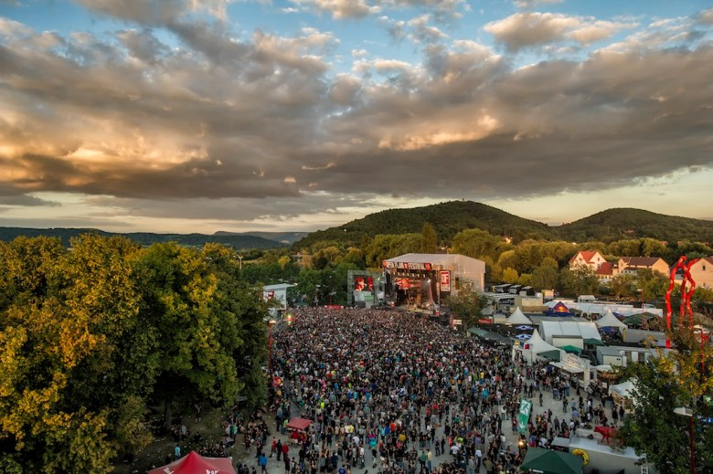 OpenFlair am Abend