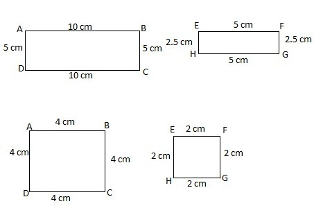 Sample Questions Similar Polygons CBSE NCERT Solutions