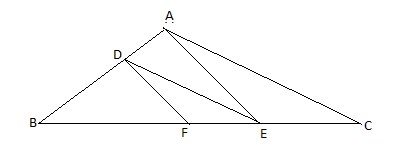 Basic Proportionality Theorem Example Questions
