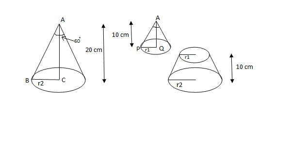 Ncert Math Solutions Class 10th Chapter 13 Surface Areas