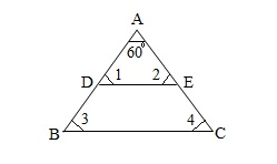 GMAT Math Prep: Parallel Lines Sample Question 8
