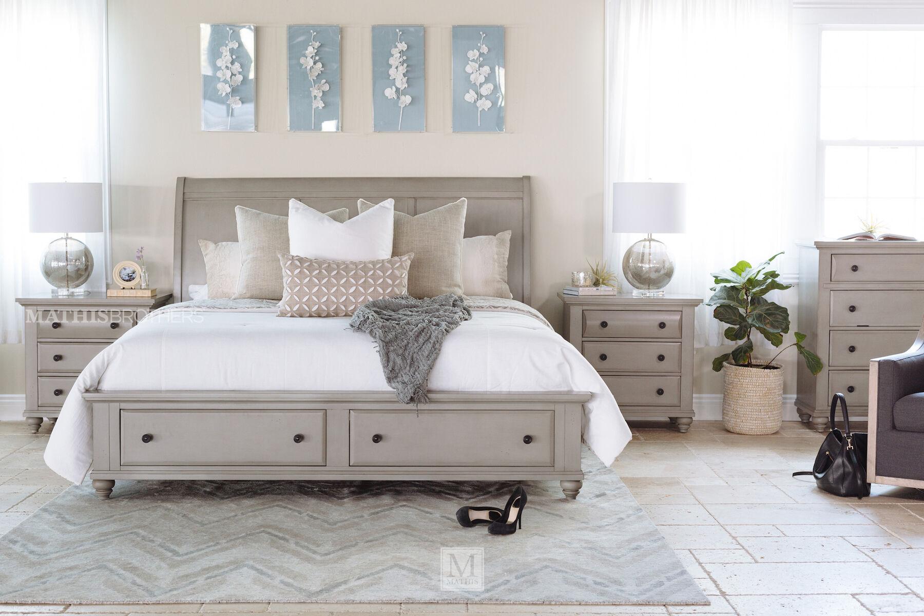 Beds - Storage Beds - Wood & Metal Beds