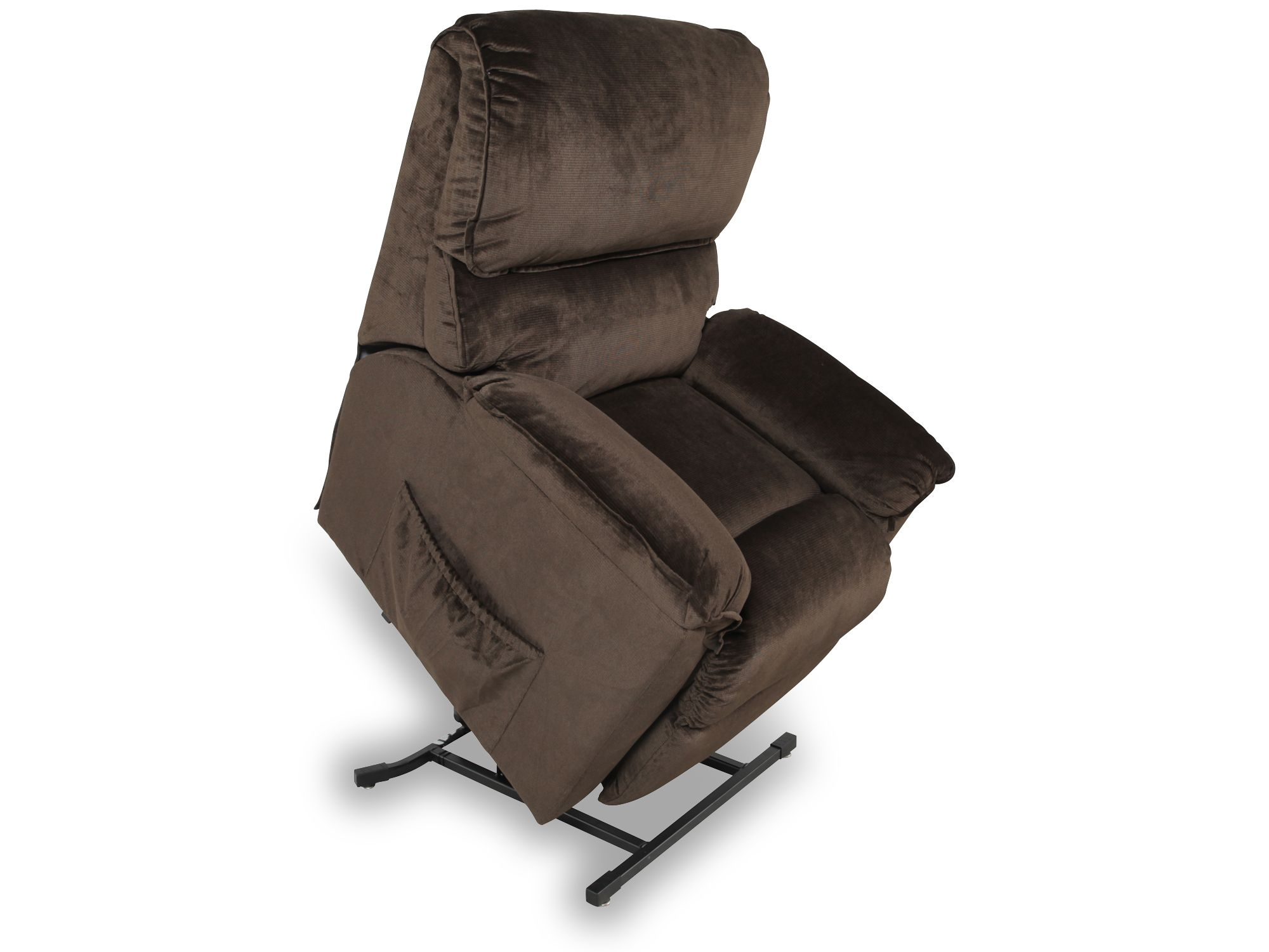 Recliner Lift Chairs Lane Harold Lift Chair Recliner Mathis Brothers Furniture