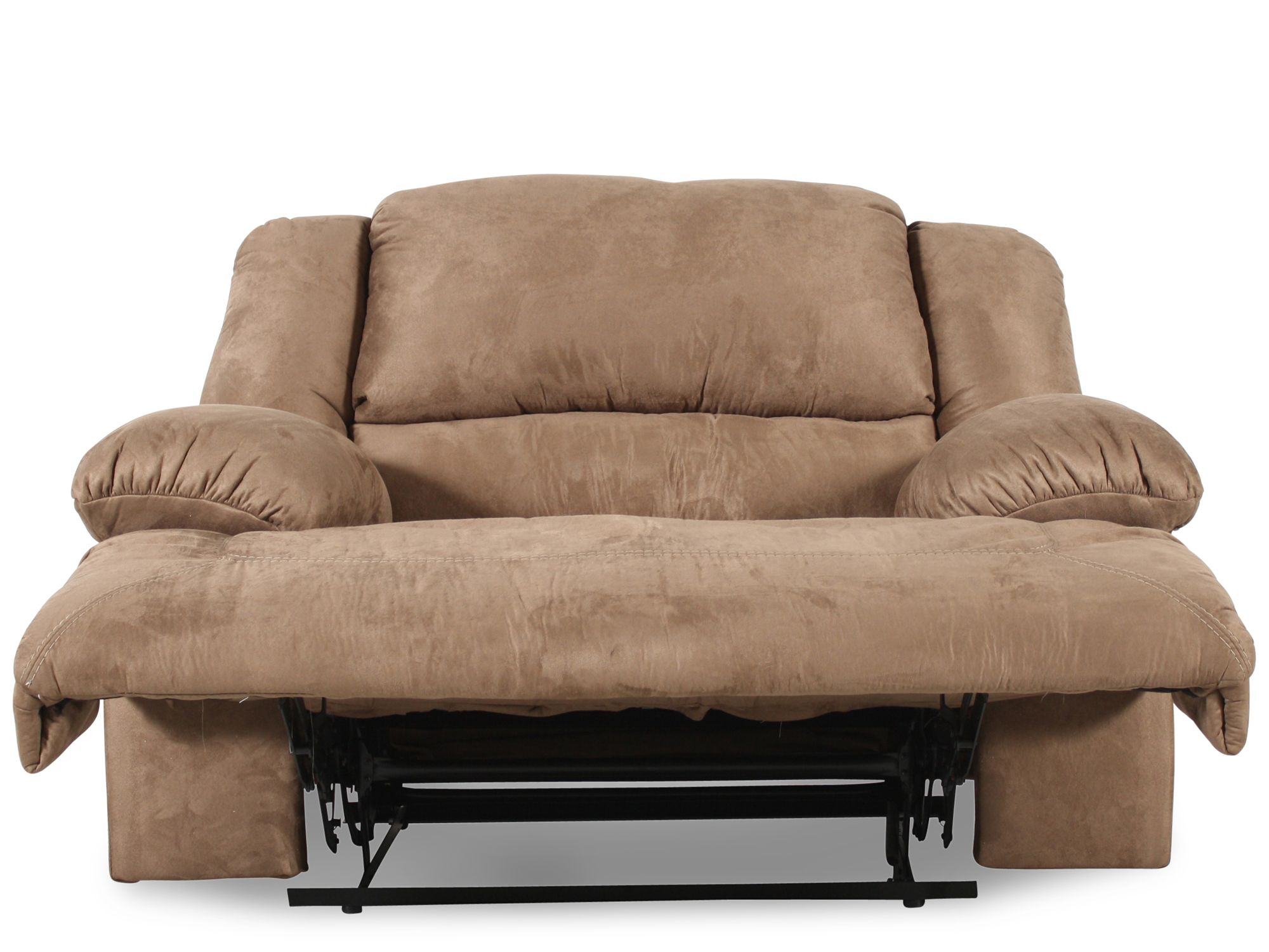 Oversized Sofa Chair Oversized Recliner Mathis Brothers