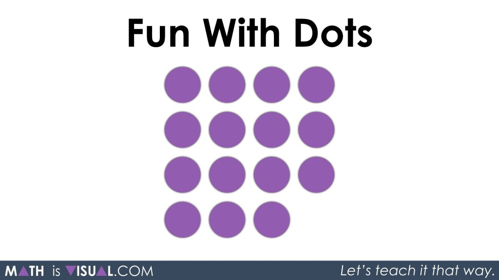 Conceptual Subitizing With Dot Cards Part 2 - Visual Prompt 05