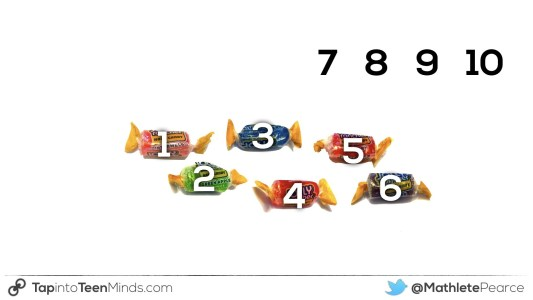 Counting and Quantity Principles - Stable Order