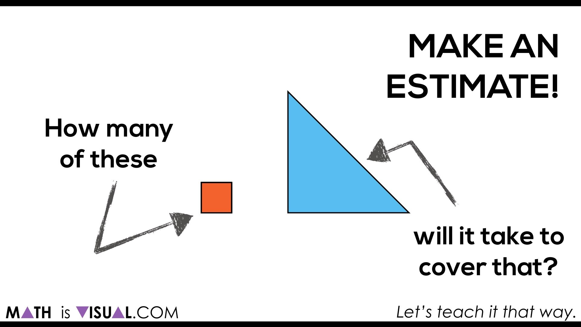 How To Find Area Of A Triangle Conceptually