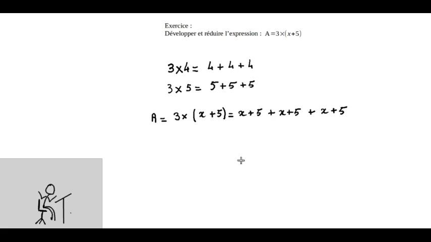 Blog enseignant des maths » Vidéo explicative : »la