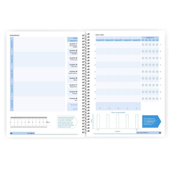 JEMM Student Workbook - sample pages