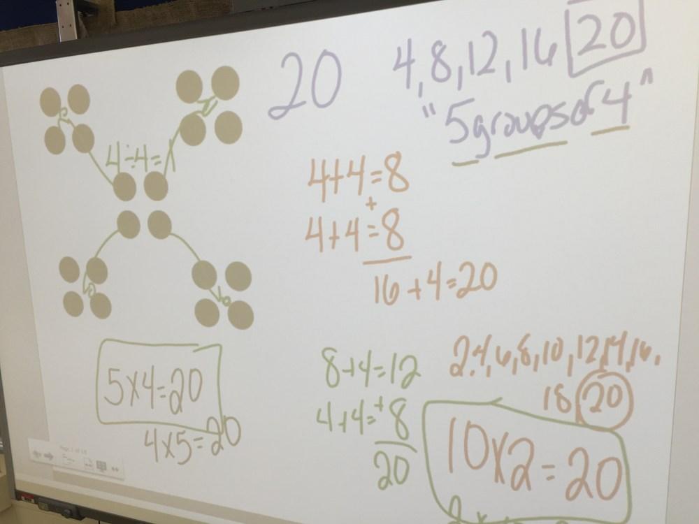 medium resolution of 3rd Grade Dot Image Number Talk   Math Minds