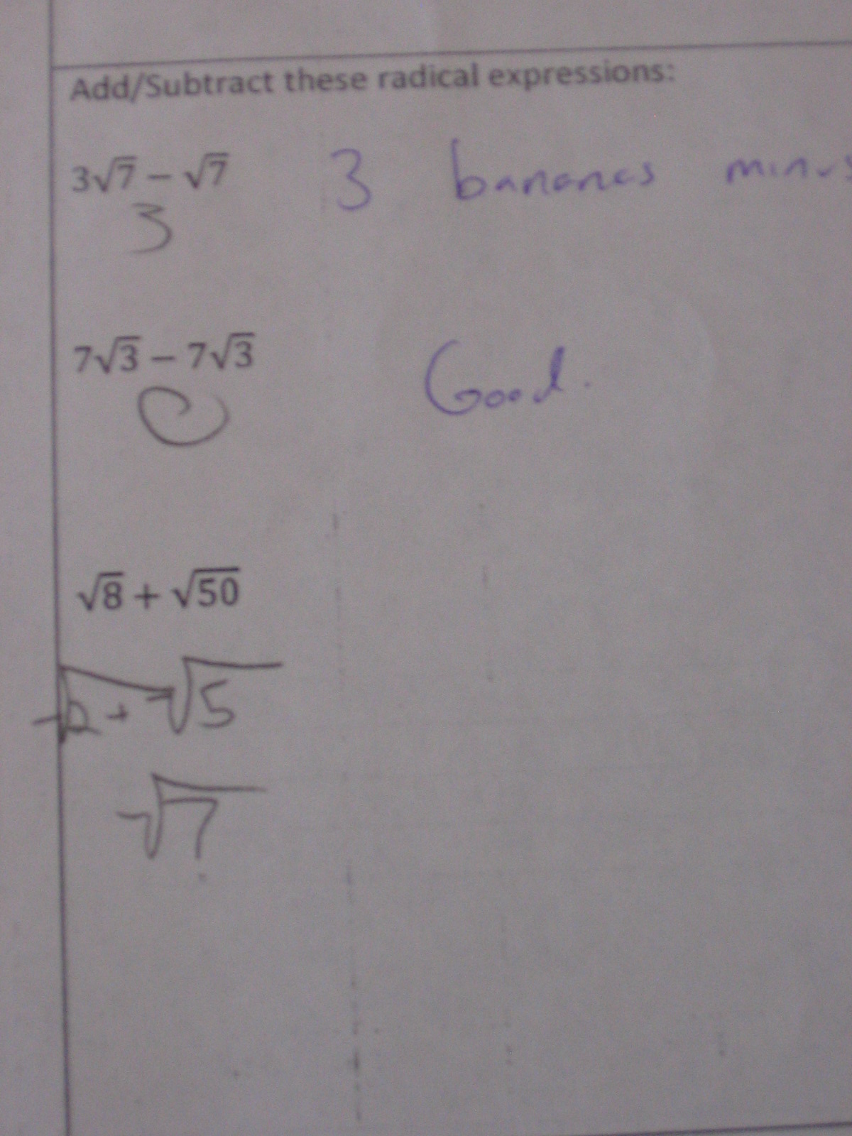 The Real Number System « Math Mistakes