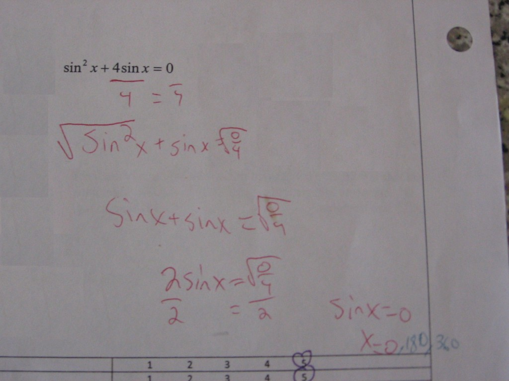 Quadratic Functions Worksheet S 1