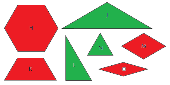 Triangles and 3sided