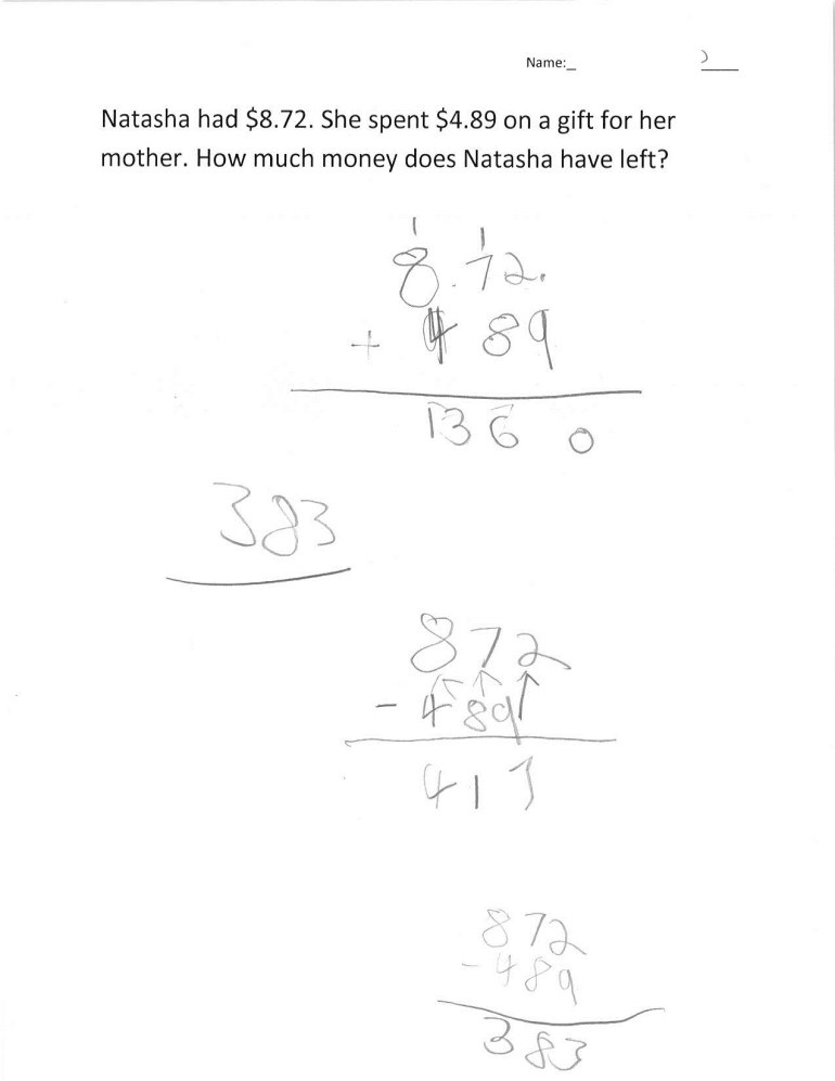 4thGradeSubtAssessment_008 - Copy