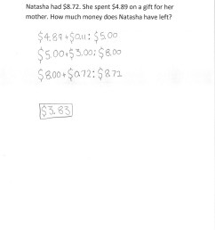 Elementary School – Math Mistakes [ 1650 x 1275 Pixel ]