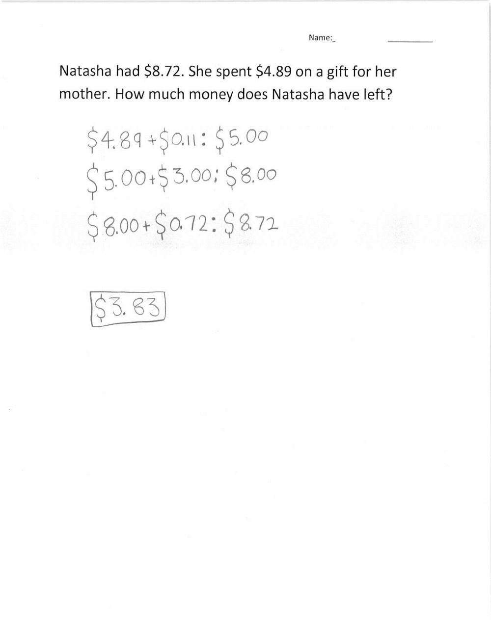 medium resolution of Elementary School – Math Mistakes