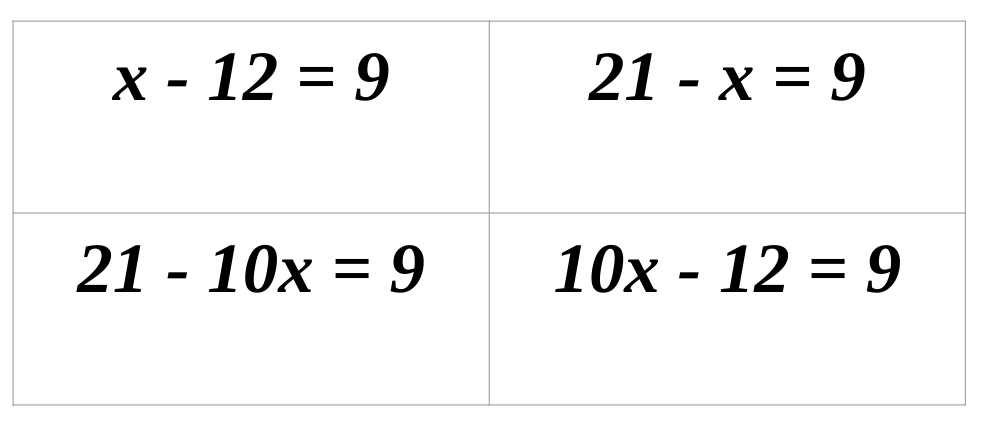 What makes an equation tricky to solve? « Math Mistakes