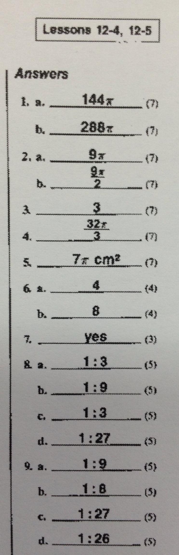 medium resolution of 8th Grade Math - Home