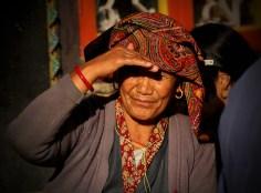 A Tibetan Woman