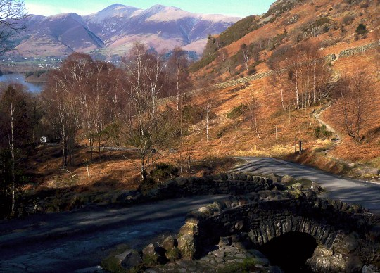 Ashness Bridge by Keswick