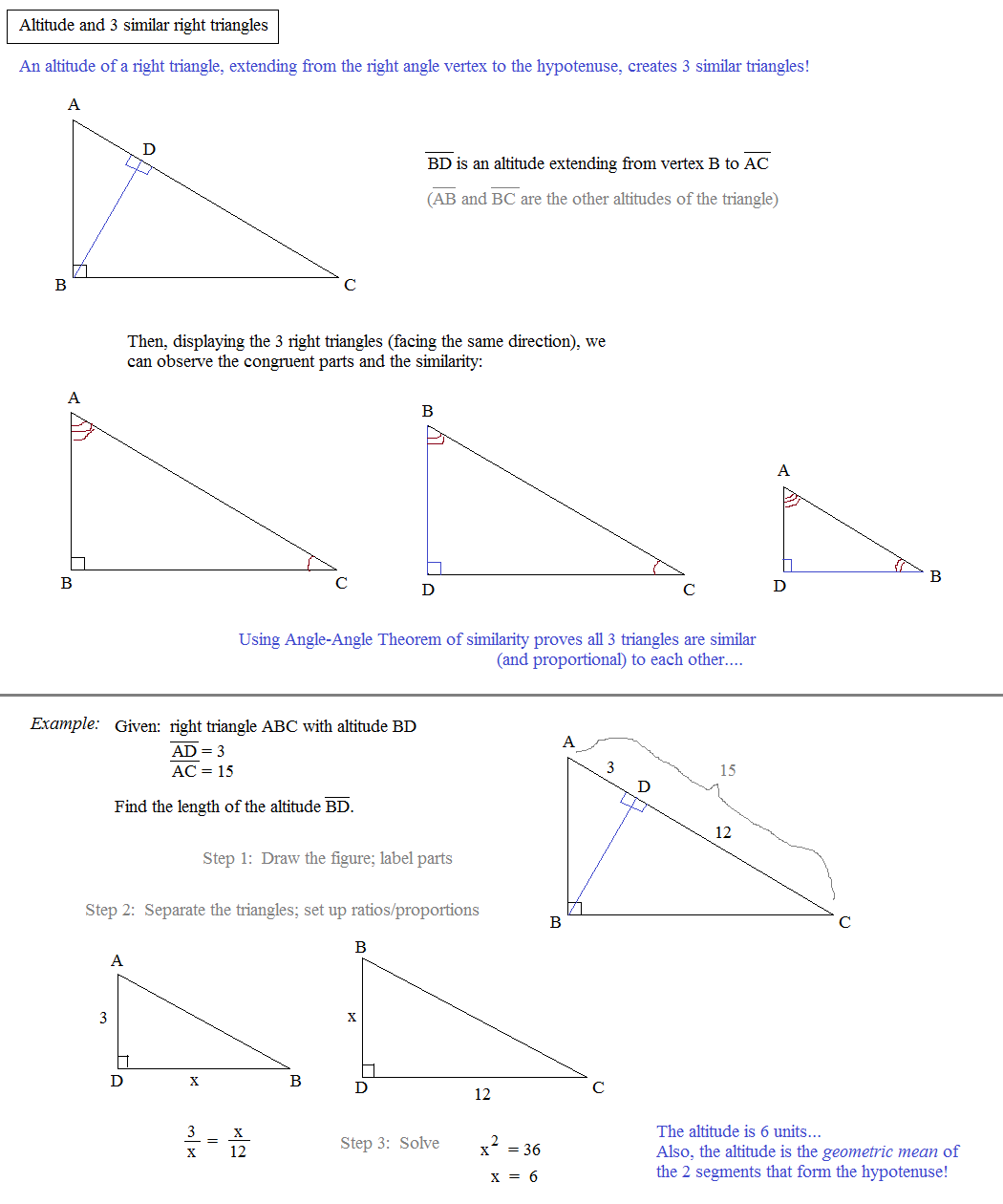 Worksheet Similar Right Triangles Worksheet Grass Fedjp Worksheet Study Site