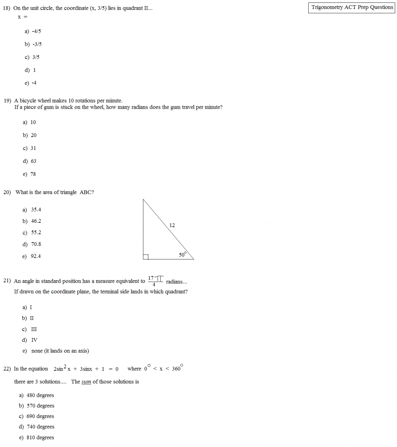 3 7 Equations Of Lines In The Coordinate Plane Standardized Test Prep