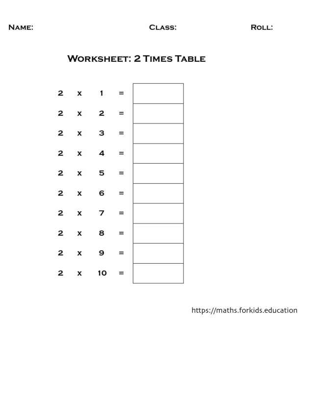 worksheet table 2-min