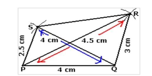 Class 8 Understanding Quadrilaterals & Practical Geometry