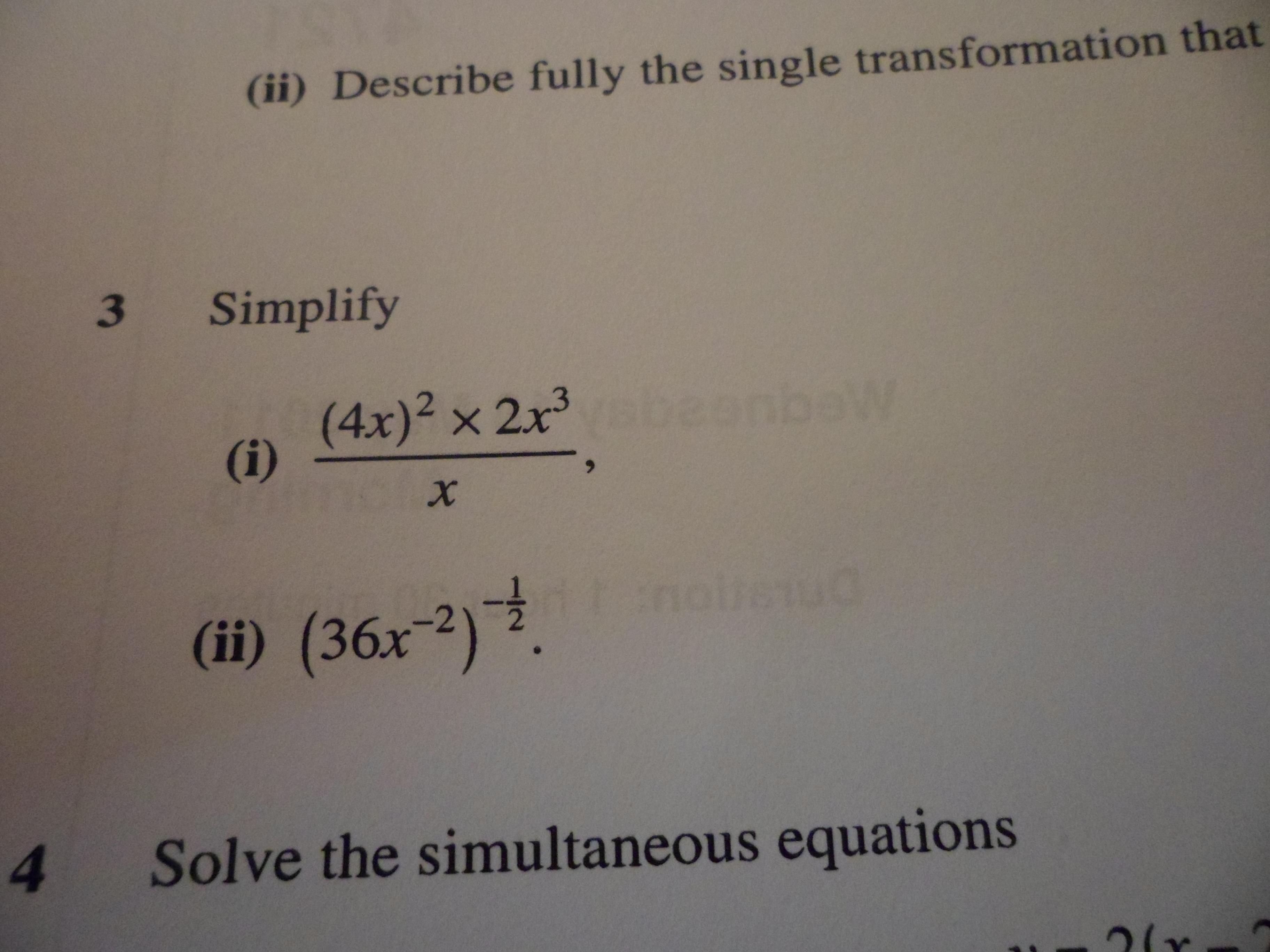 Fractional Indices Worksheet Gcse