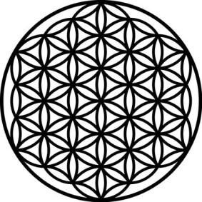 'Flower of Life' Pattern