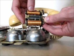 Figure 1: Ringer For An Old Landline Phone.