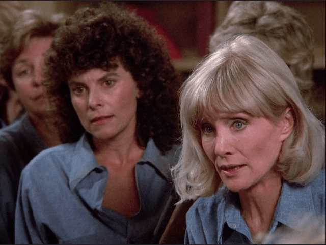 Figure M: Susan Oliver in 1985 on Murder She Wrote.
