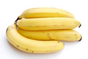 Figure 1: Cavendish bananas, the most common desert variety.