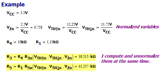 Figure 6: A Worked Example.