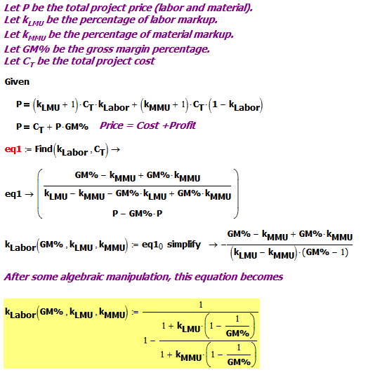Figure 2: Derivation of Equation 1.