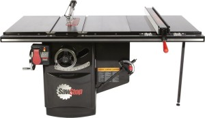 Figure 1: How I Would Love to Have A Full-Size Table Saw.