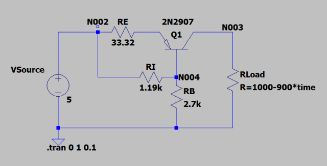 Figure 8: LTSpice Version of This Circuit.