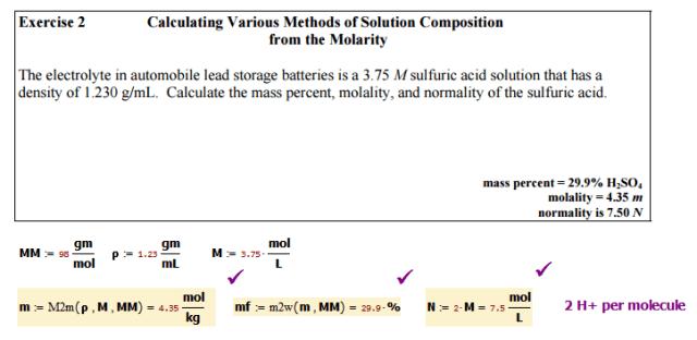 Figure 7: Exam Solution Example 2.