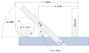Figure 1: Angle Measurement Example.